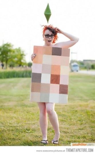 Naked Sims Girl