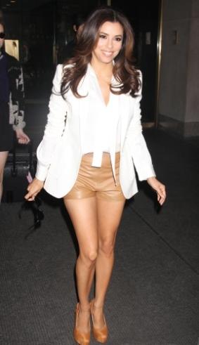 Eva Longoria shorts
