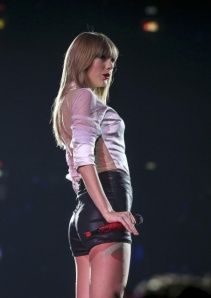 Taylor Swft Shorts