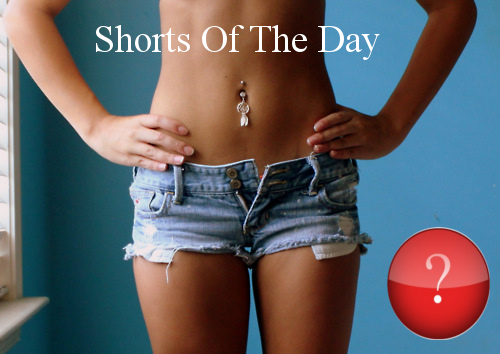 buy popular d1388 033a9 Tumblr Girl 3 Shorts of the Day – RevJamesBJones