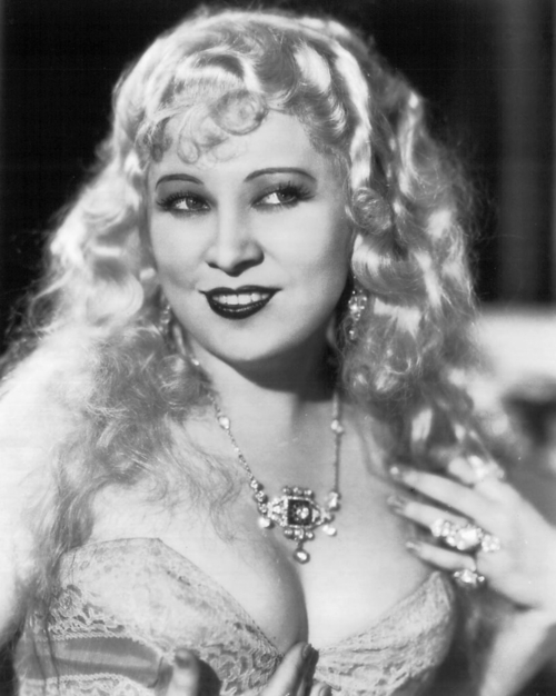 Mae West before