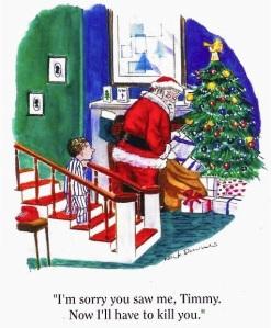 funny Santa gifts