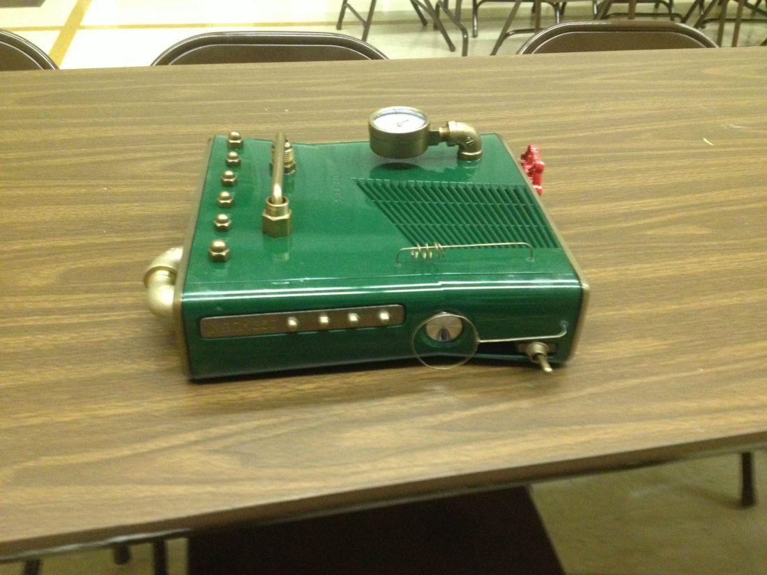 steampunk xbox I