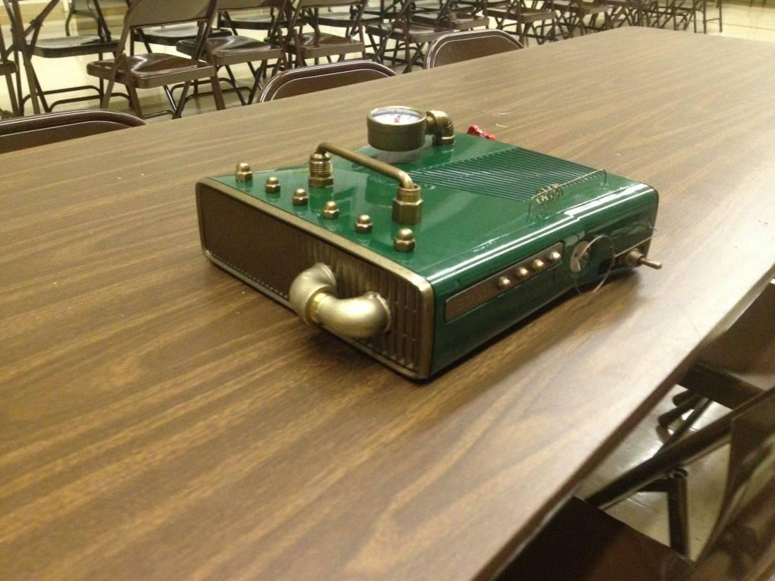 steampunk xbox II