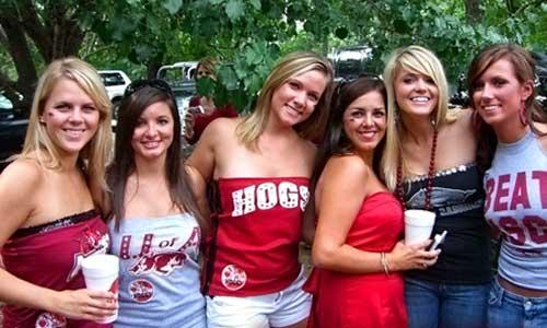 Arkansas girls