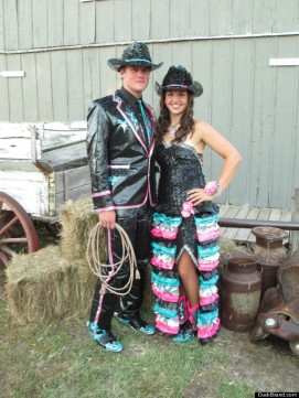 Duct Tape Western wear