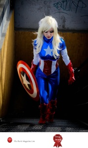 America in Cosplay