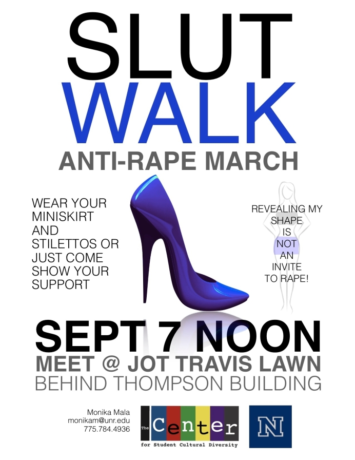 Slut-Walk-Flyer