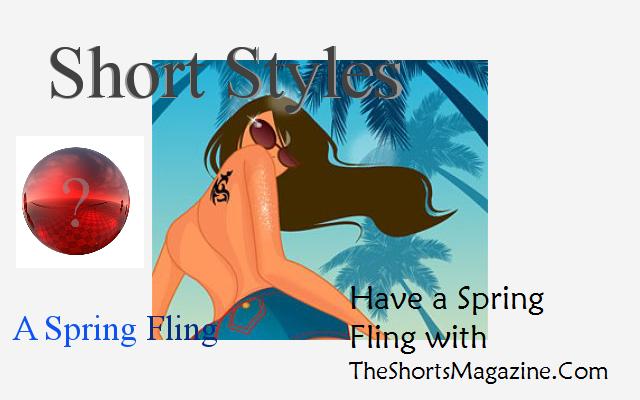 theshortsmagazine spring fling