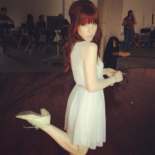 Ginger Carly Rae Jepsen