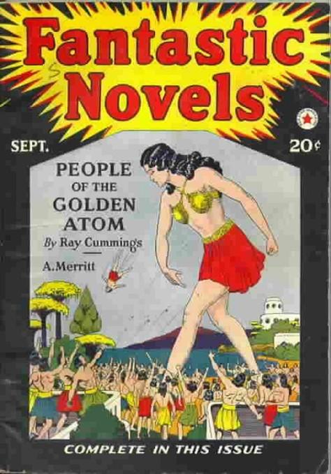 golden atom