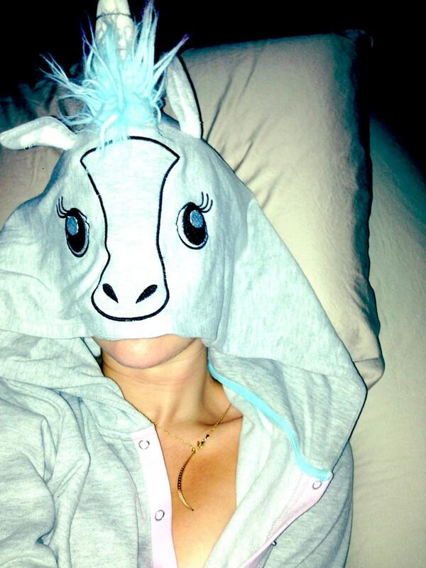 whos unicorn face is it?