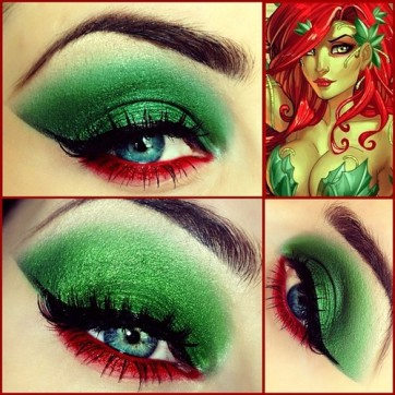 Poison Ivy Eyes