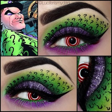 Riddler Eyes