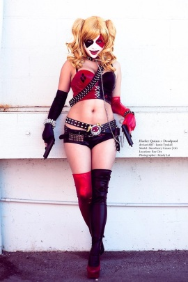 harley_quinn_cosplay_based_on_my_drawing