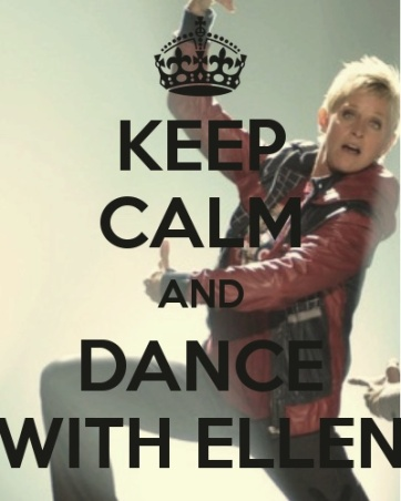 keep calm and ellen