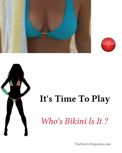 who's bikini is it?