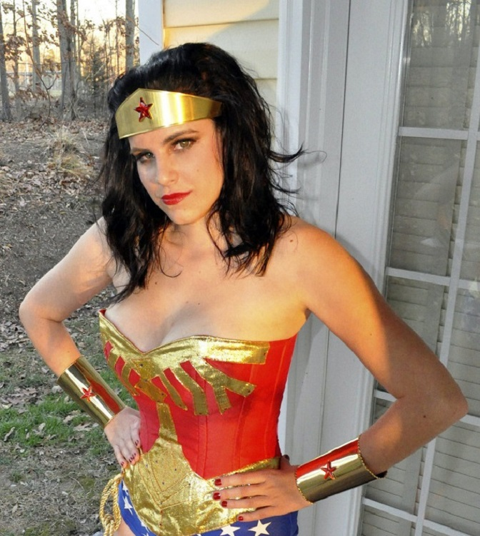 WonderWoman Lookbook