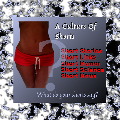 what do your shorts say?