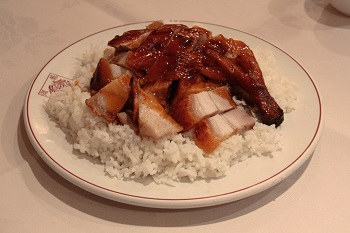 pork and rice