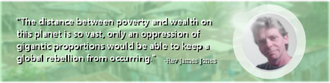 Rev James on Oppression