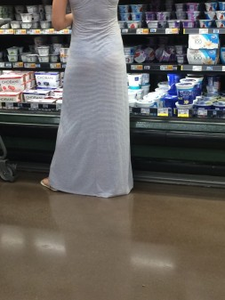 see thru dress in walmart