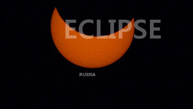 Solar Eclipse's Around the World