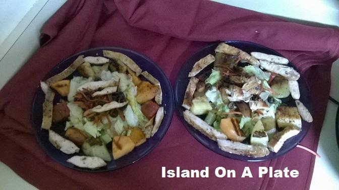 Island Plate