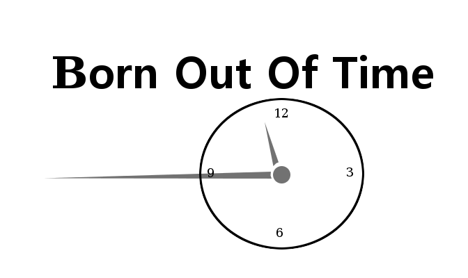 Born Out Of Time