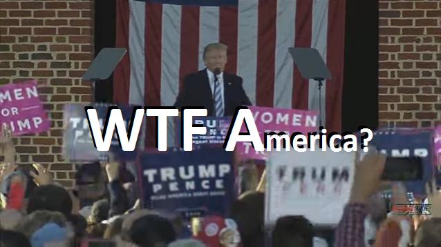 Ya'll Trumping it?